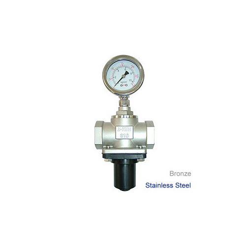 Diaphragm Pressure Reducing Valve
