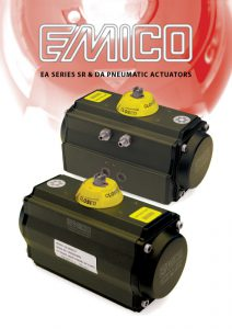 EA Series SR & DA Pneumatic Actuators