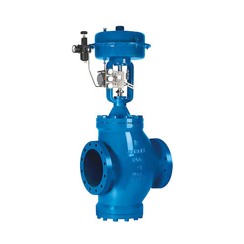 Globe Double Seated Valve