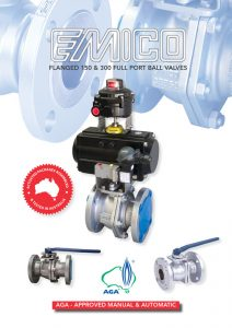 Flanged150 300 Full Port Ball Valves